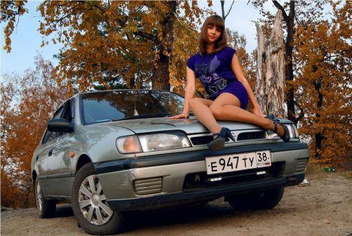 Nissan Pulsar 1990 - отзыв владельца