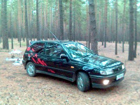 Nissan Pulsar 1992 - отзыв владельца