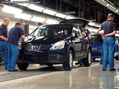Nissan Qashqai 2007 отзыв автора | Дата публикации 28.12.2007.