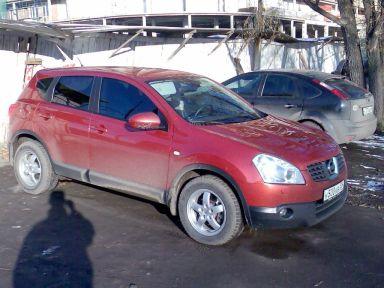 Nissan Qashqai 2007 отзыв автора | Дата публикации 11.12.2009.