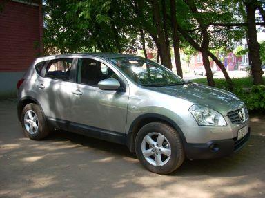 Nissan Qashqai 2007 отзыв автора | Дата публикации 02.11.2010.