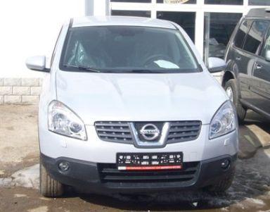 Nissan Qashqai 2007 отзыв автора | Дата публикации 27.03.2011.