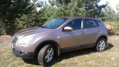 Nissan Qashqai 2008 отзыв автора | Дата публикации 19.12.2011.