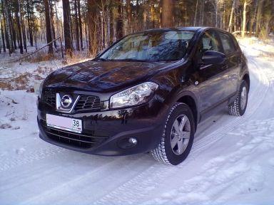 Nissan Qashqai 2011 отзыв автора | Дата публикации 09.01.2012.