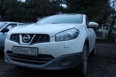 Nissan Qashqai 2011 отзыв автора | Дата публикации 25.01.2012.