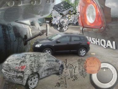 Nissan Qashqai, 2008