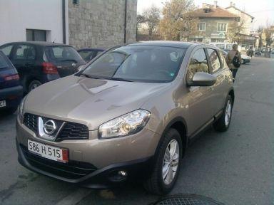 Nissan Qashqai 2011 отзыв автора | Дата публикации 11.11.2012.