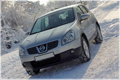Nissan Qashqai 2008 отзыв автора | Дата публикации 23.12.2012.