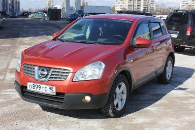 Nissan Qashqai 2007 отзыв автора | Дата публикации 24.05.2013.