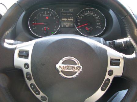 Nissan Qashqai 2011 - отзыв владельца