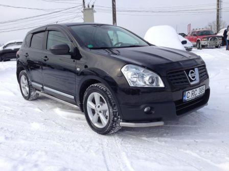 Nissan Qashqai 2009 - отзыв владельца
