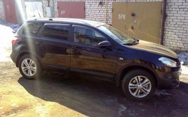 Nissan Qashqai+2 отзыв автора | Дата публикации 30.03.2012.