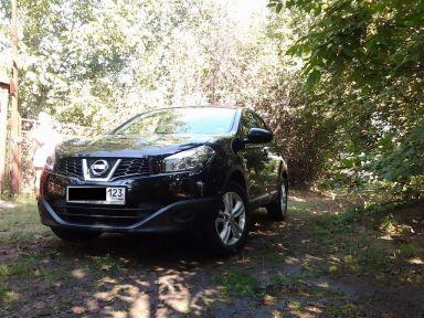 Nissan Qashqai+2 2011 отзыв автора | Дата публикации 22.03.2013.