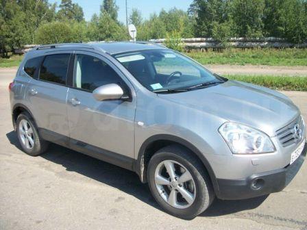 Nissan Qashqai+2 2009 - отзыв владельца