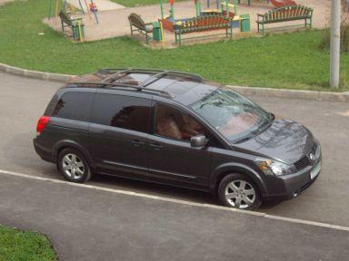 Nissan Quest, 2004
