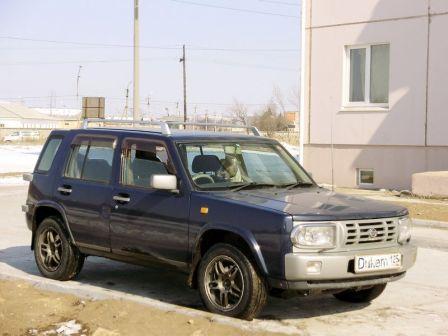 Nissan Rasheen 1997 - отзыв владельца