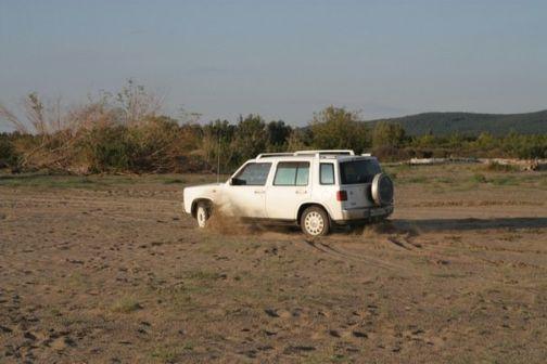 Nissan Rasheen 1999 - отзыв владельца