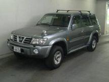 Nissan Safari, 2004