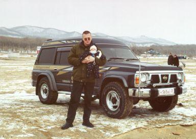 Nissan Safari 1994 отзыв автора | Дата публикации 16.12.2001.