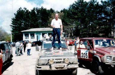 Nissan Safari 1993 отзыв автора | Дата публикации 01.07.2002.
