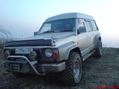 Nissan Safari 1993 отзыв автора | Дата публикации 07.04.2011.