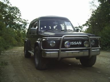 Nissan Safari 1994 отзыв автора | Дата публикации 08.11.2005.