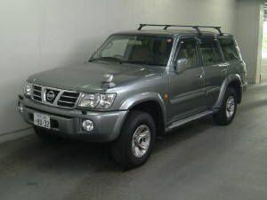 Nissan Safari 2004 - отзыв владельца