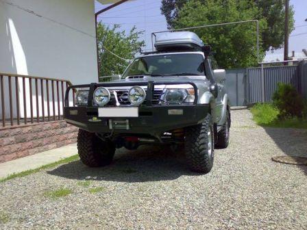 Nissan Safari 1999 - отзыв владельца