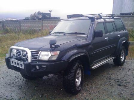 Nissan Safari 1997 - отзыв владельца