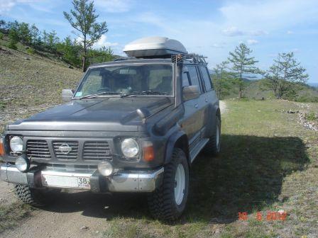 Nissan Safari 1993 - отзыв владельца