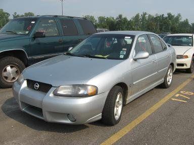 Nissan Sentra, 2005