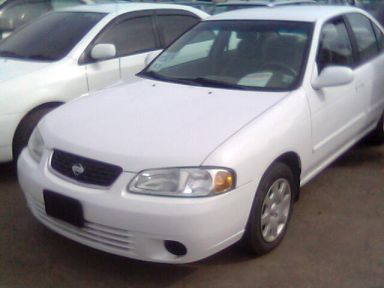 Nissan Sentra, 2001