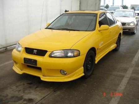 Nissan Sentra 2003 - отзыв владельца