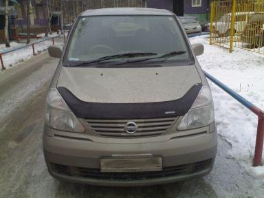 Nissan Serena, 2003