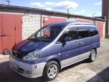 Nissan Serena, 2001