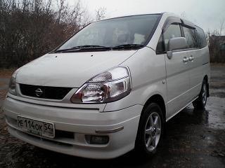 Nissan Serena 2000 - отзыв владельца