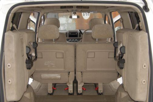 Nissan Serena 2004 - отзыв владельца