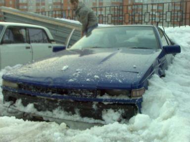 Nissan Silvia, 0