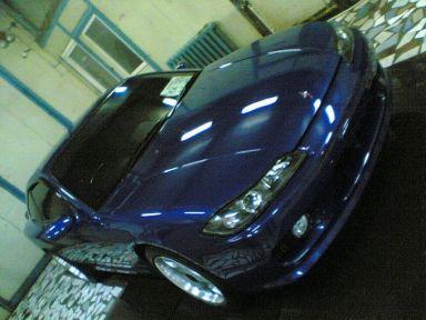 Nissan Silvia, 2000