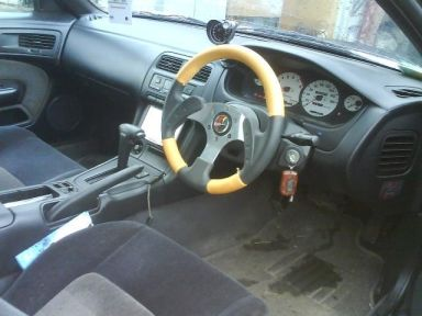 Nissan Silvia, 1996