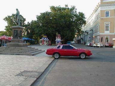 Nissan Silvia 1982 отзыв автора | Дата публикации 27.07.2004.