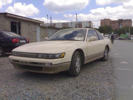 Nissan Silvia 1988 - отзыв владельца