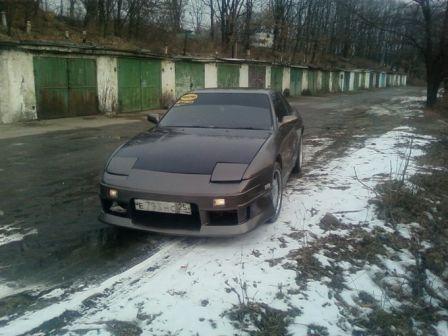 Nissan Silvia 1991 - отзыв владельца