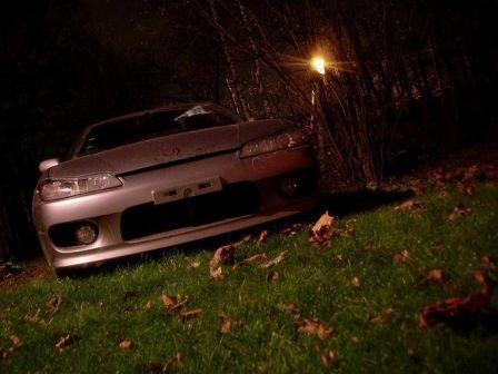 Nissan Silvia 2002 - отзыв владельца