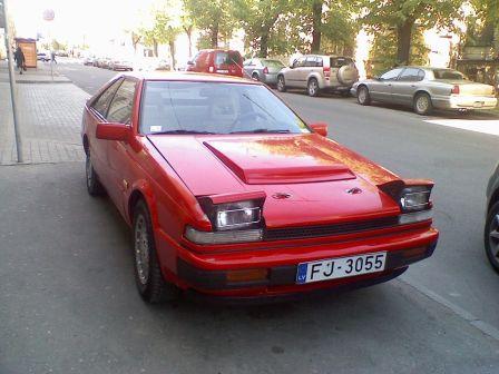 Nissan Silvia 1986 - отзыв владельца