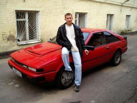 Nissan Silvia 1985 - отзыв владельца