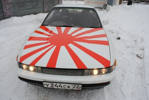 Nissan Silvia 1990 - отзыв владельца
