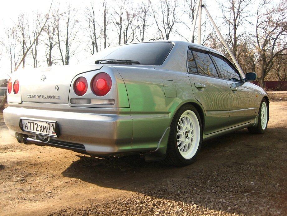 Nissan Skyline 1999г., 2л., Всем здравствуйте уважаемые читатели и ... a80b7da3b4c