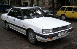 Nissan Skyline, 1986