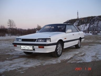 Nissan Skyline 1989 отзыв автора | Дата публикации 29.01.2007.